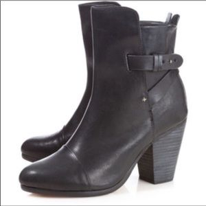 Rag and bone booties size 40
